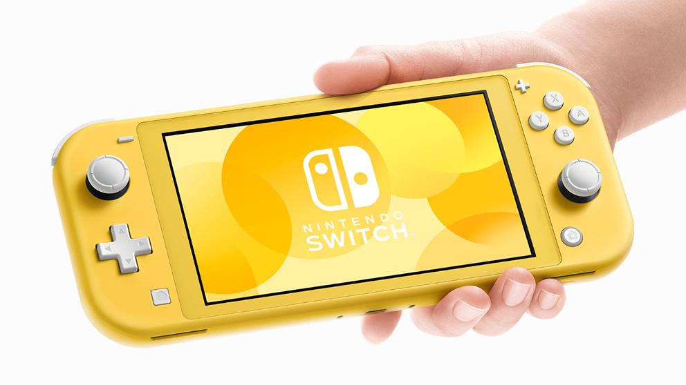 Photo of Nintendo lanzó su nueva consola portátil 'Nintendo Switch Lite'