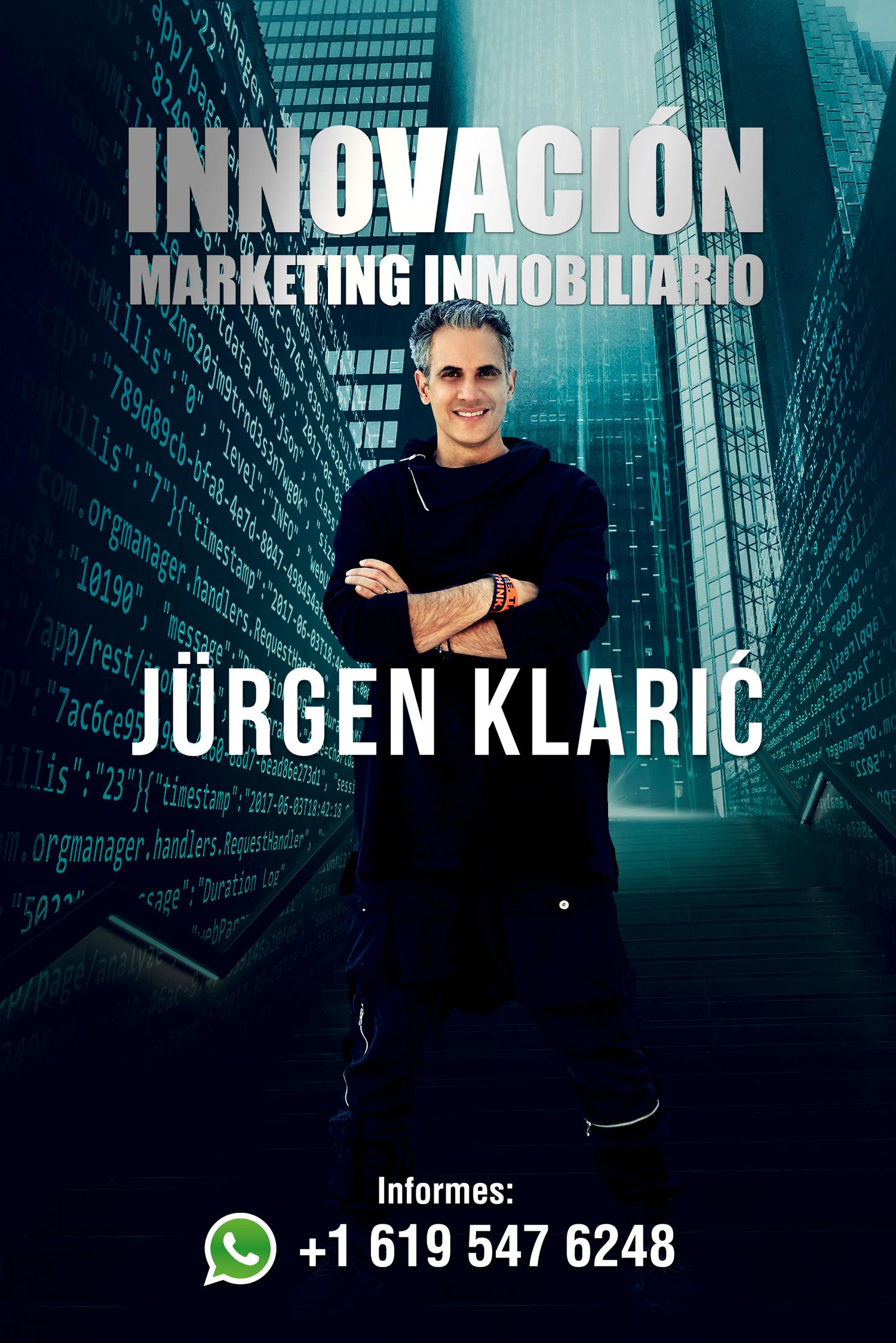 Photo of Jürgen Klaric llegará a Panamá para mostrar su modelo de venta acelerada