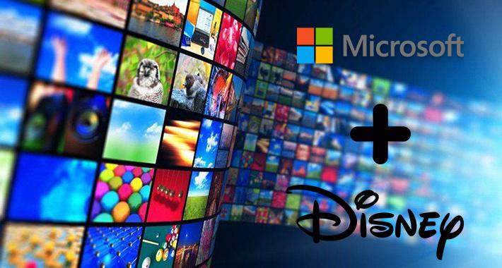 Photo of Microsoft y The Walt Disney Studios firman una alianza para innovar en la creación, producción y distribución de contenido