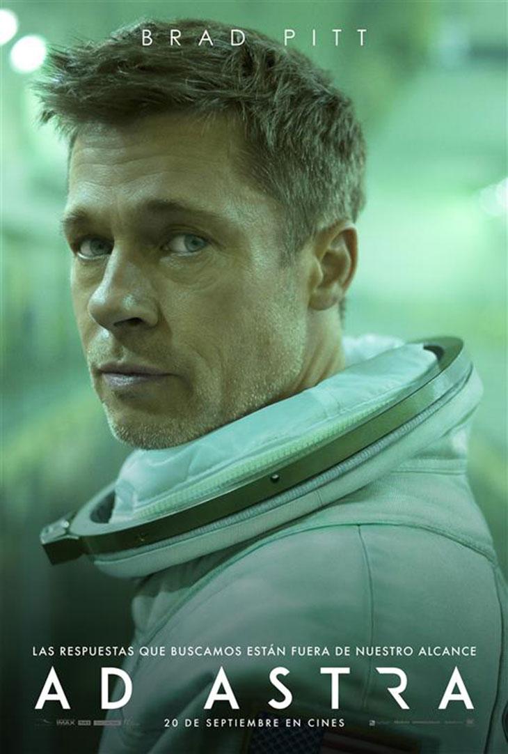 Photo of Estreno en los cines de Panamá 'Ad Astra: Hacia las Estrellas' protagonizada por Brad Pitt