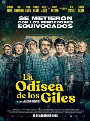 Photo of 'La Odisea de los Giles' ya está en los cines de Panamá
