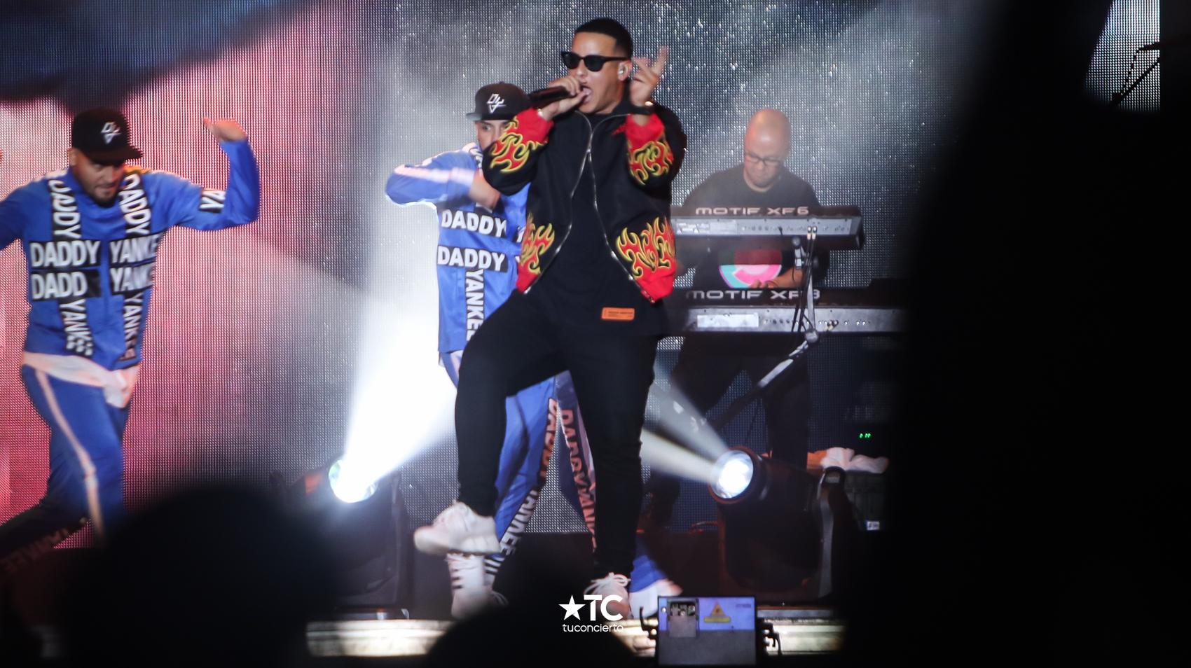 Photo of Daddy Yankee presento en Panamá 'Tour Con Calma'