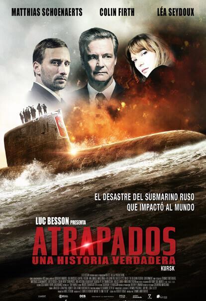 Photo of Pre venta para el film 'Atrapados: una historia verdadera'