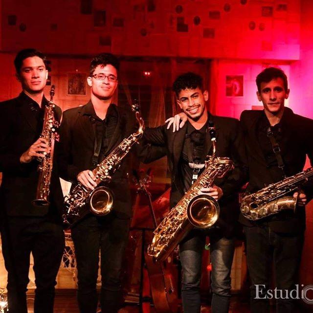 Photo of El World Music Panamá presenta a la banda 'Todo Incluido Sax Quartet'