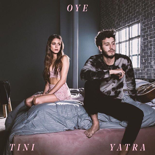 Photo of Sebastián Yatra y Tini estrenaron su nueva colaboración 'Oye'
