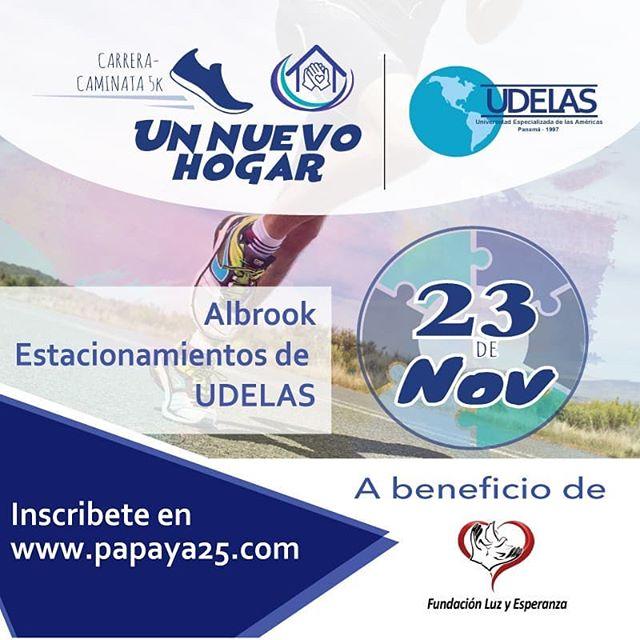 Photo of ¡Participa! en la primera Carrera Caminata 5K 'Un Nuevo hogar'