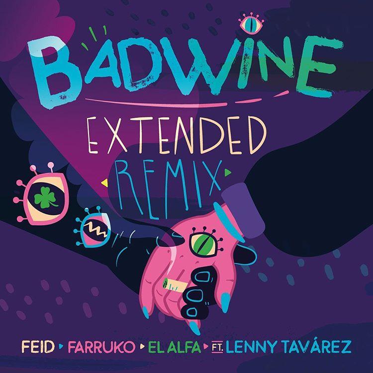 Photo of El cantante colombiano Feid presenta su nuevo single junto a Farruko, El Alfa, Badwine