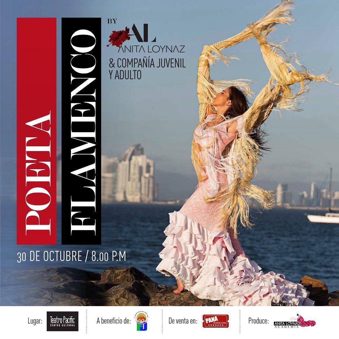 Photo of Poeta Flamenco con Anita Loynaz