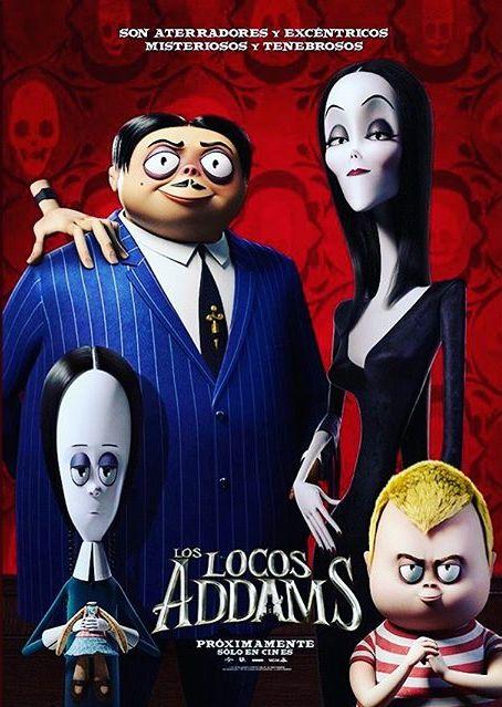 Photo of Estreno de 'Los locos Addams' en las salas de cines del país
