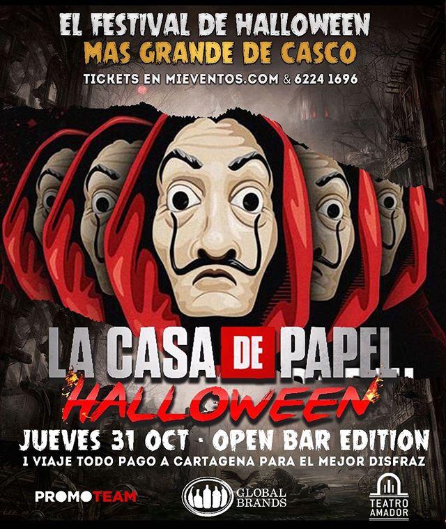 Photo of El festival de Halloween llega a Teatro Amador