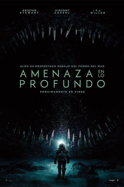Photo of 'Amenaza En Lo Profundo' lanza el nuevo poster oficial
