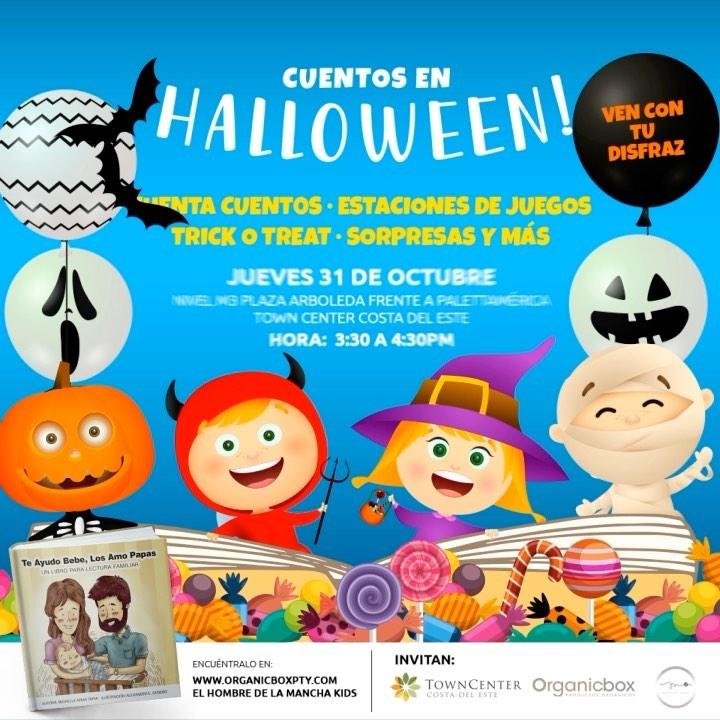 Photo of Cuentos de Halloween para los consentidos de la casa en Town Center