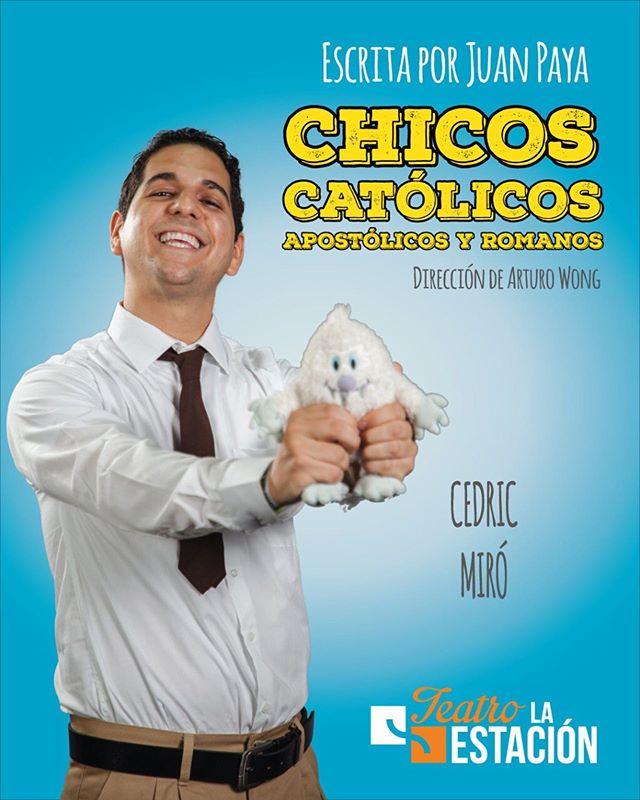 Photo of Cedric Miró será parte de la obra 'Chicos católicos, apostólicos y romanos' del 20 al 27 de octubre