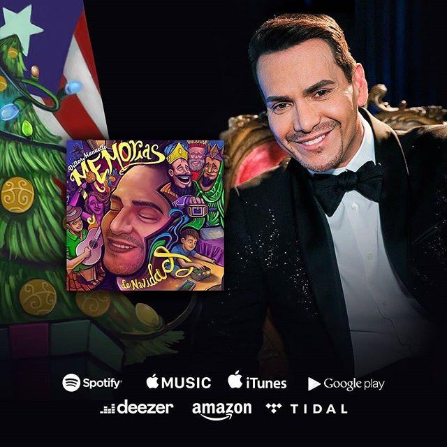 """Photo of Ya está disponible el nuevo álbum de Víctor Manuelle """"Memorias de Navidad"""""""