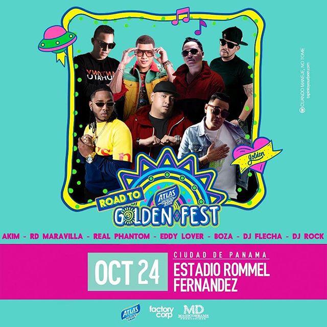 Photo of Este 24 de octubre la fiesta del concierto de Daddy Yankee dará inicio con ¡puro talento nacional! en el Estadio Rommel Fernández