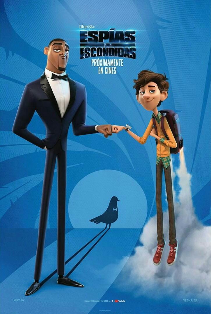 Photo of 20th Century Fox presenta nuevo trailer de 'Espías a Escondidas'