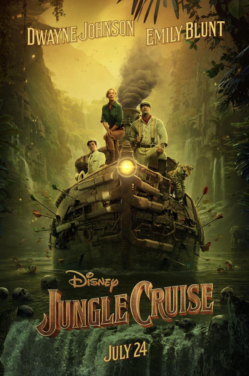 Photo of 'Jungle Cruise' la nueva pelicula de Disney con Dwayne Johnson, Emily Blunt junto a Edgar Ramirez