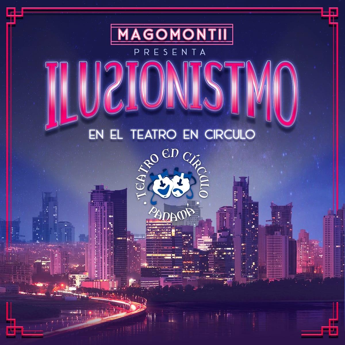 Photo of Mago Montii presenta 'ILUSIONISTMO' en Teatro en Círculo