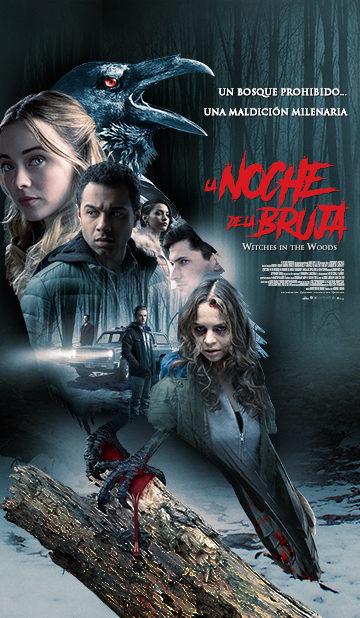Photo of Disfruta del trailer de la película 'La Noche de la Bruja'