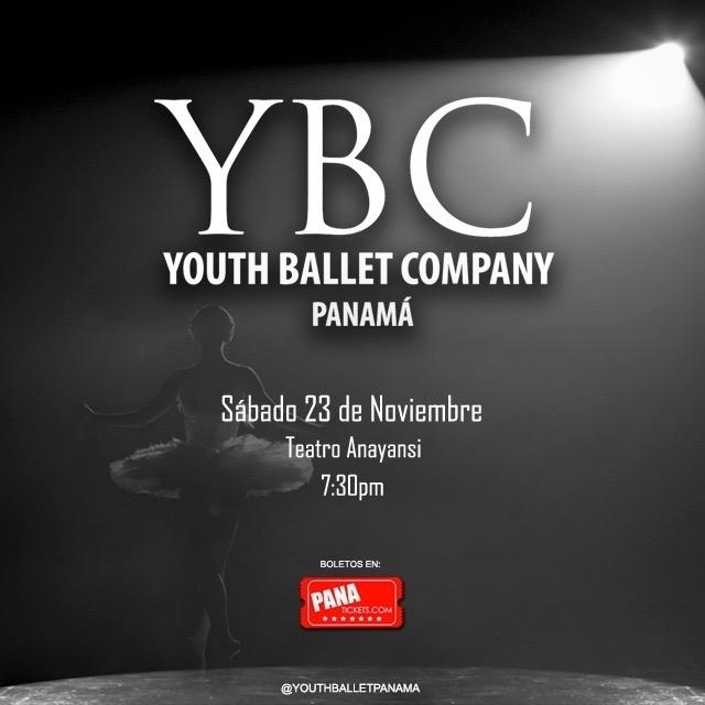 Photo of Youth Ballet Company en Panamá el próximo 23 de noviembre