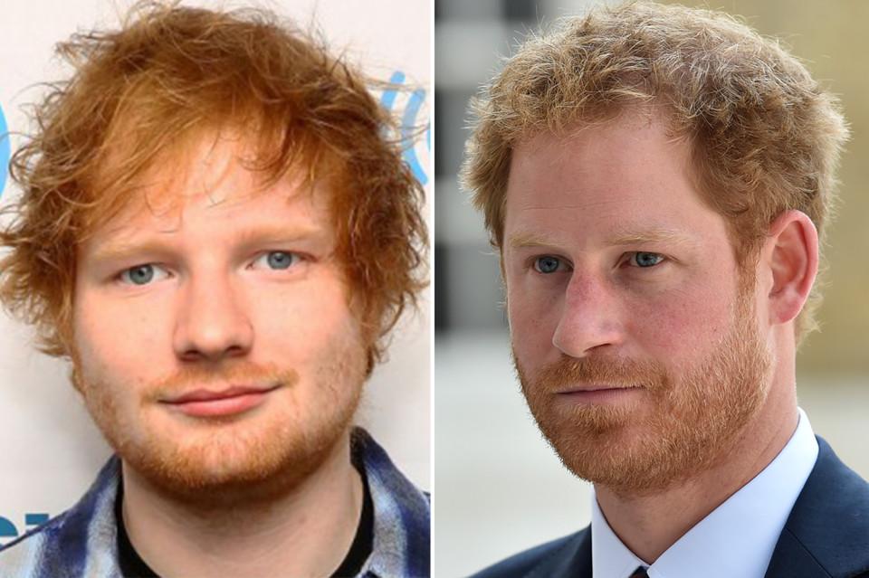 Photo of Ed Sheeran y El príncipe Harry unidos por un proyecto de salud