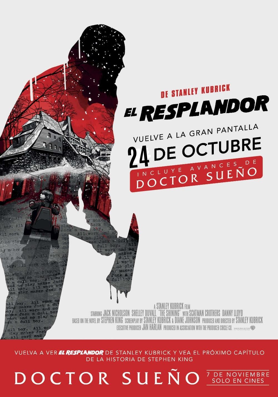 Photo of Re estreno de la película 'El Resplandor' este 24 de octubre