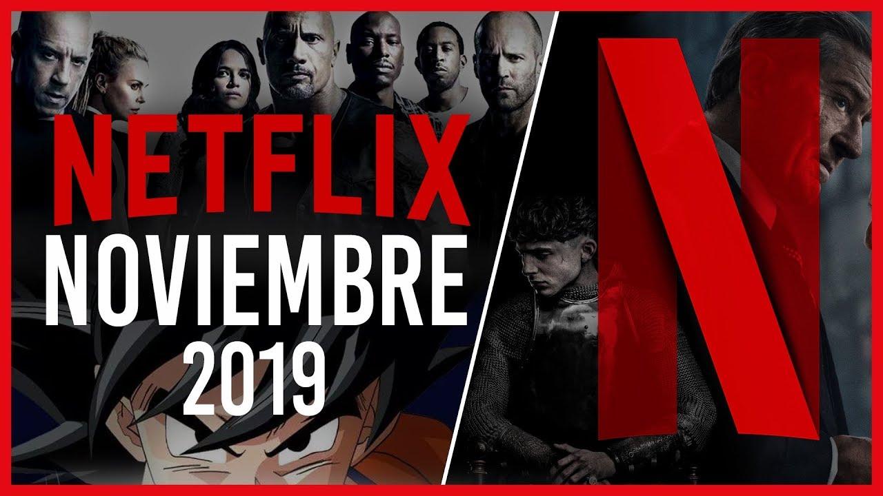 Photo of Netflix trae los estrenos del mes de noviembre