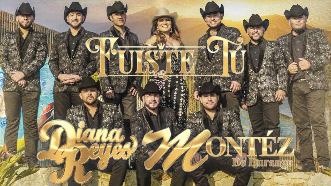 Photo of El grupo Montez de Durango y Diana Reyes se gran tema 'Fuiste Tú' de Ricardo Arjona
