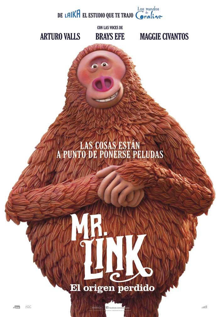 Photo of 'Sr. Link' de estreno en las salas de cines de Panamá