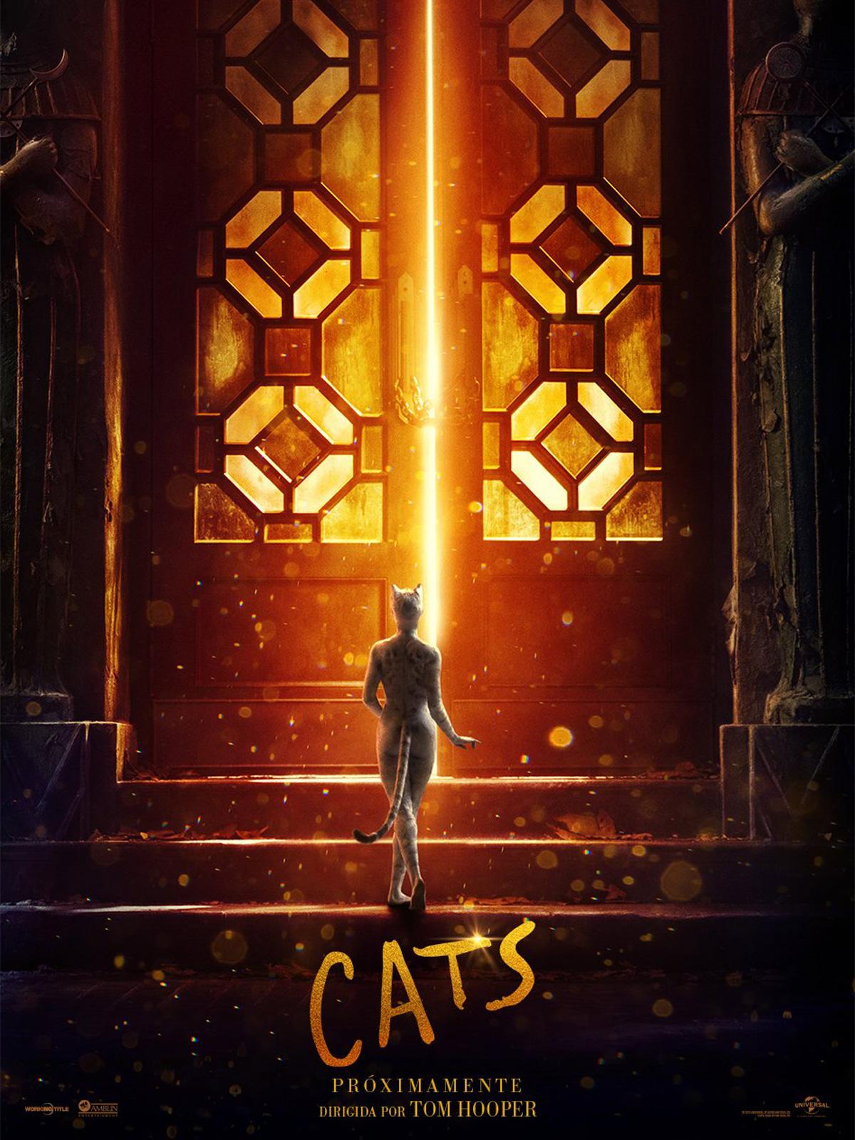 Photo of Universal Pictures presenta un nuevo trailer de 'Cats'