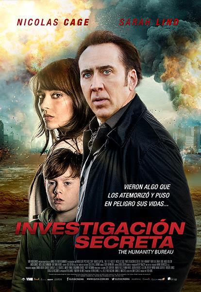 Photo of Estreno en cines de 'Investigación Secreta'