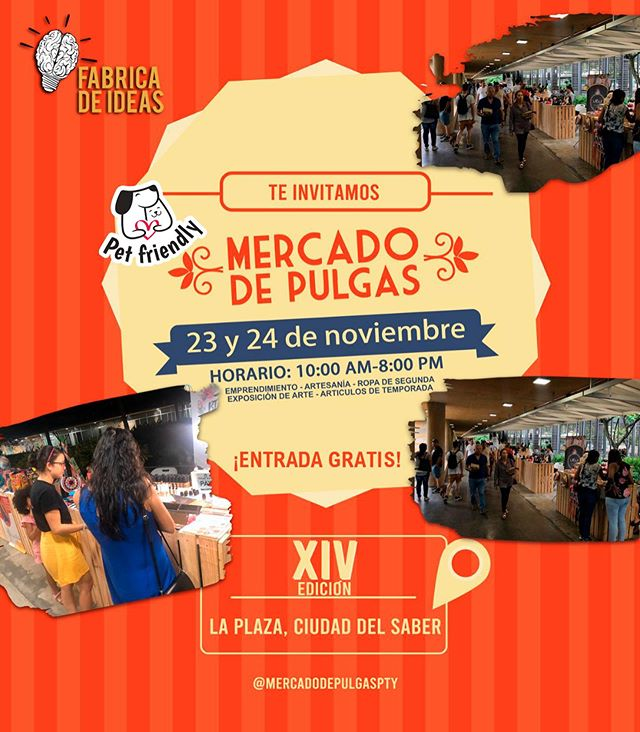 Photo of El Mercado de Pulgas de Panamá presenta su 14va. Edición