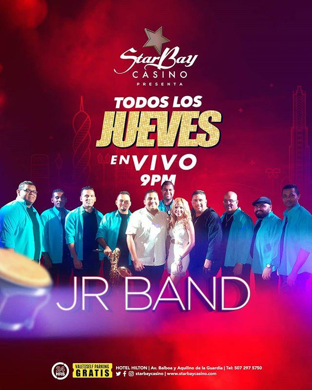 Photo of Starbay Casino presenta a 'La JR Band' en un show en vivo