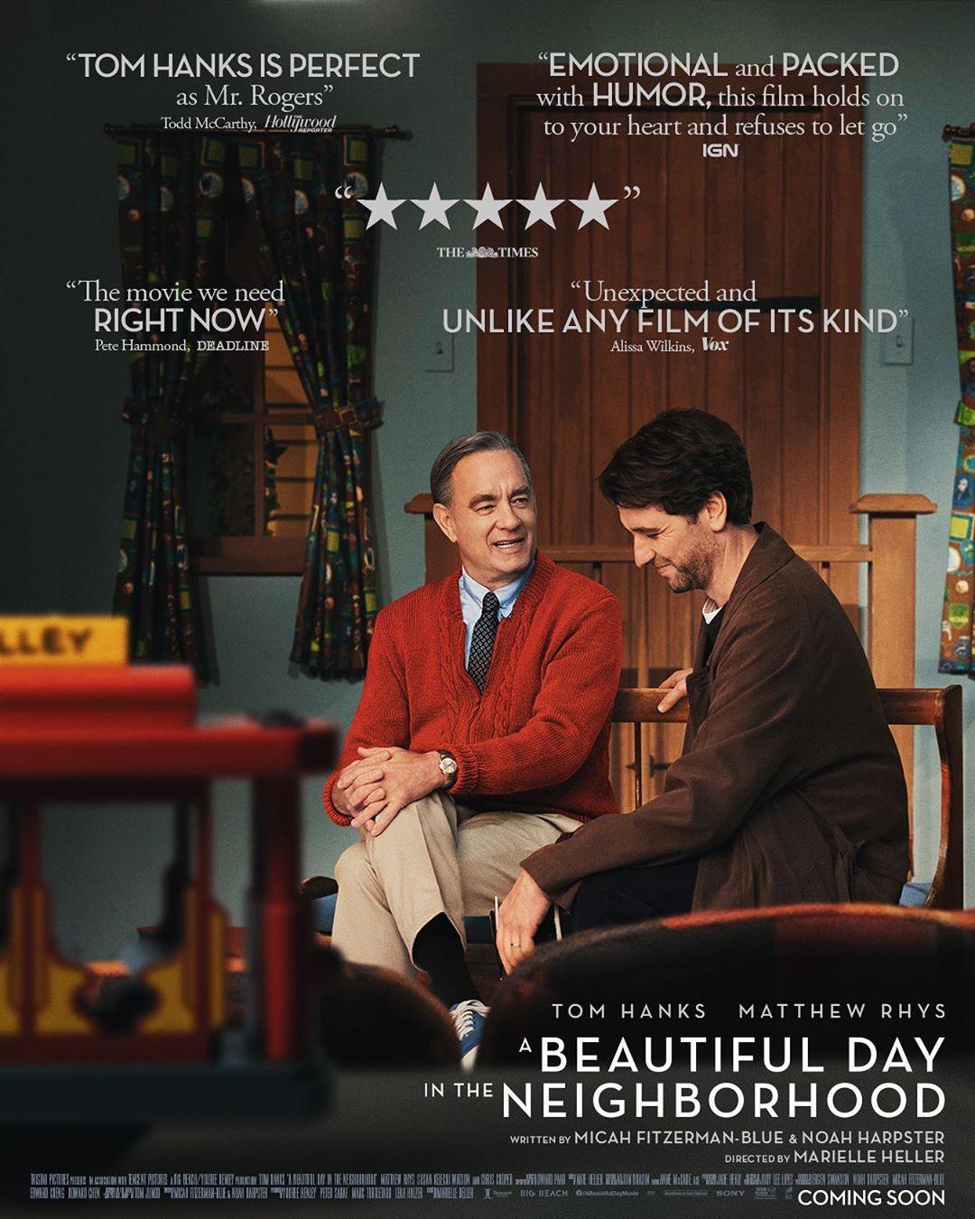 Photo of Se estrena el trailer oficial de 'Un amigo Extraordinario' protagonizado por Tom Hanks