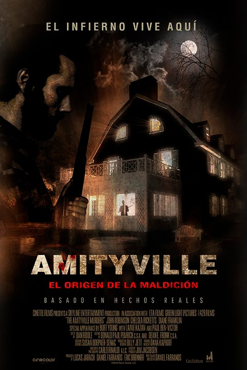 Photo of Estreno en cines 'Amityville Origen de la maldición'