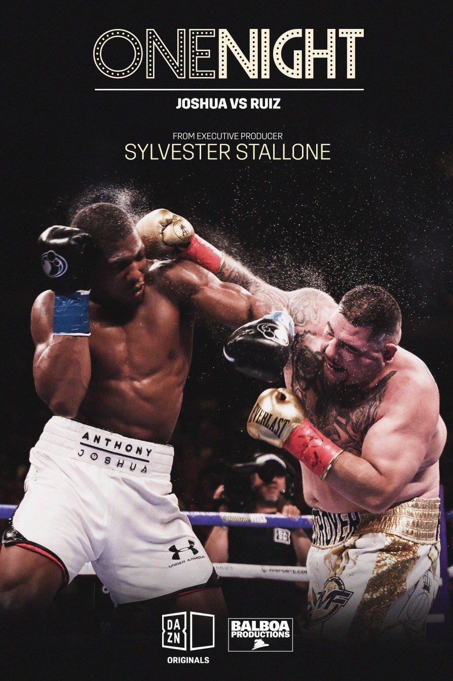 Photo of Sylvester Stallone produce produce serie inspirada en el boxeador Andy Ruiz