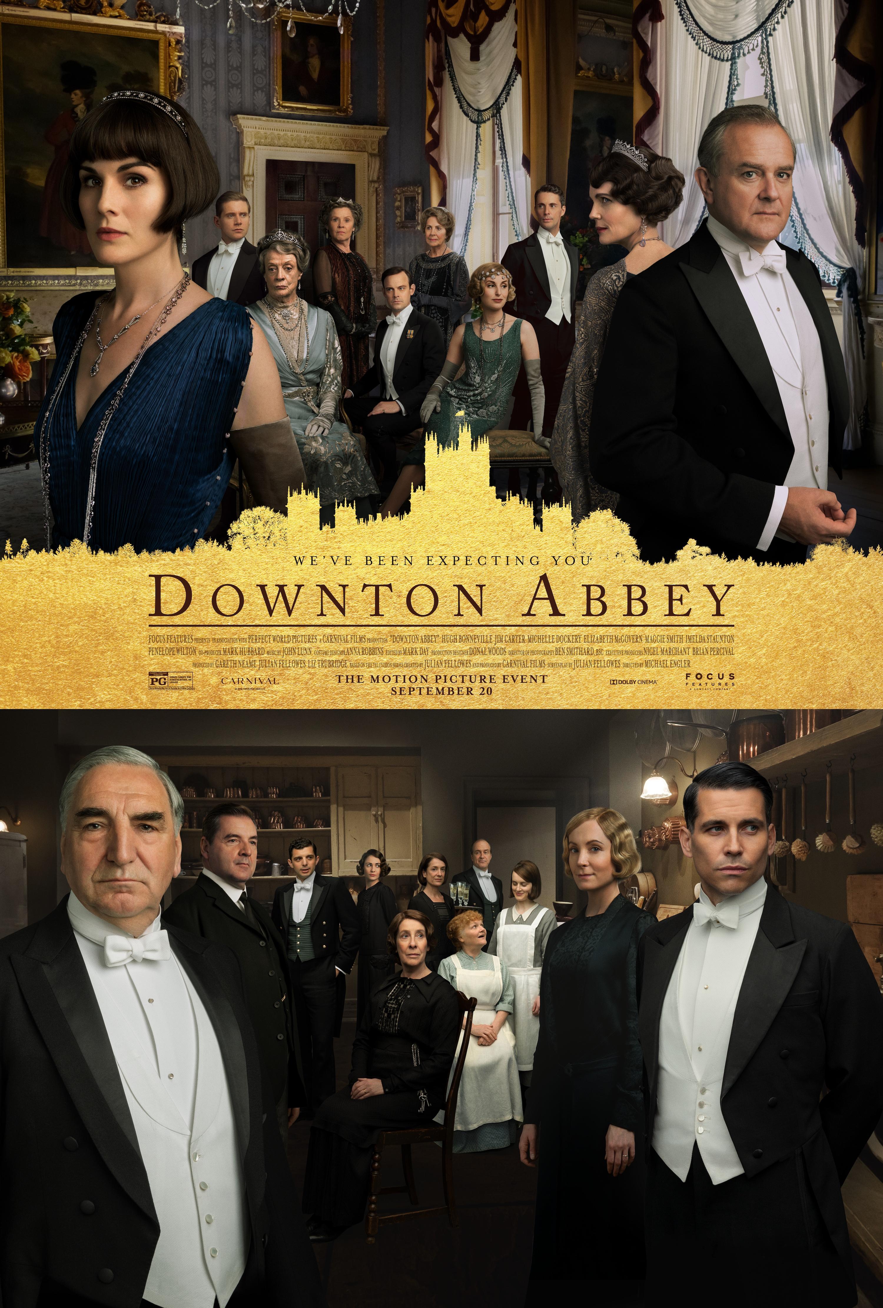 Photo of 'Downton Abbey' ya estreno en los cines de Panamá