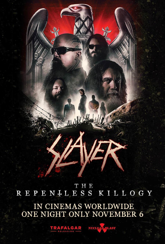 Photo of Pre venta para la película 'Slayer: The Repentless Killogy'