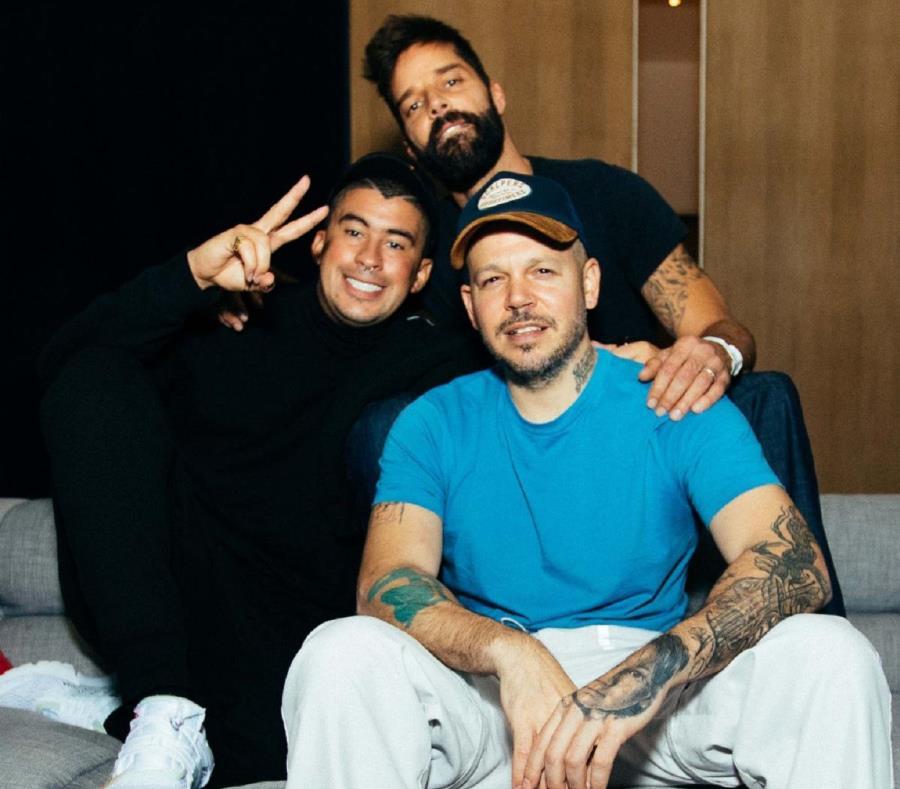 """Photo of Ricky Martin, Residente y Bad Bunny se unen en """"Cántalo"""""""