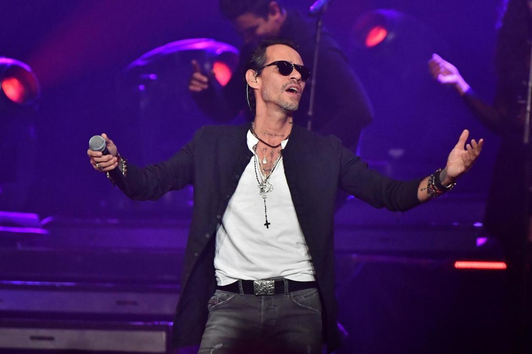 Photo of Marc Anthony agradeció a Sarita Sosa en concierto en Miami
