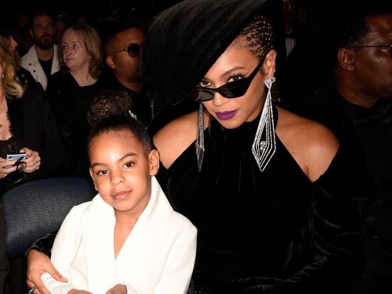 Photo of 'Blue Ivy' la hija de Jay-Z y Beyoncé galardonada como compositora
