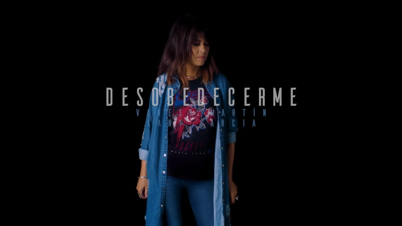 Photo of Vanesa Martín estrena el vídeo de «Desobedecerme» junto a Kany García