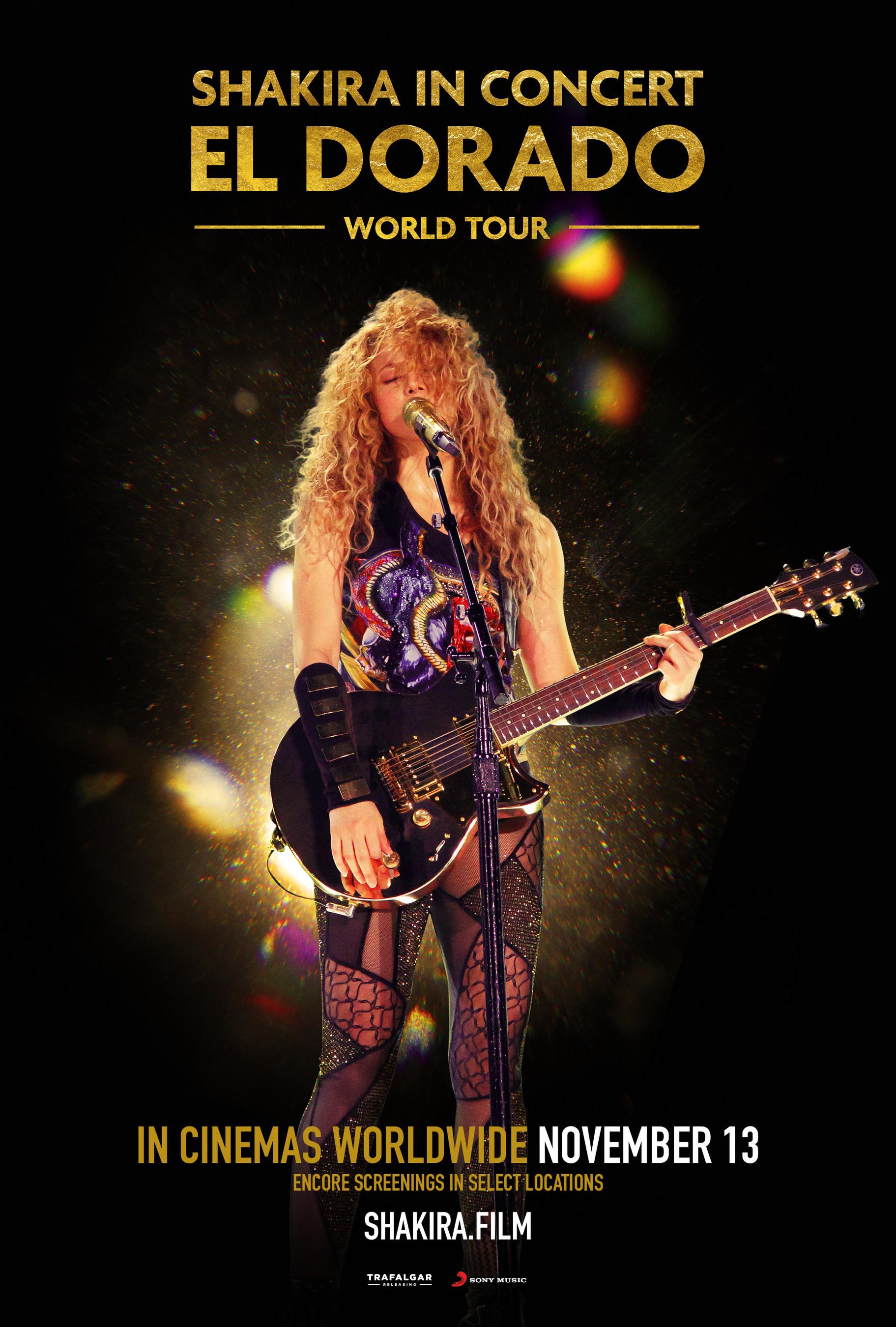 Photo of Shakira en concierto 'El Dorado World Tour' este 13 de noviembre
