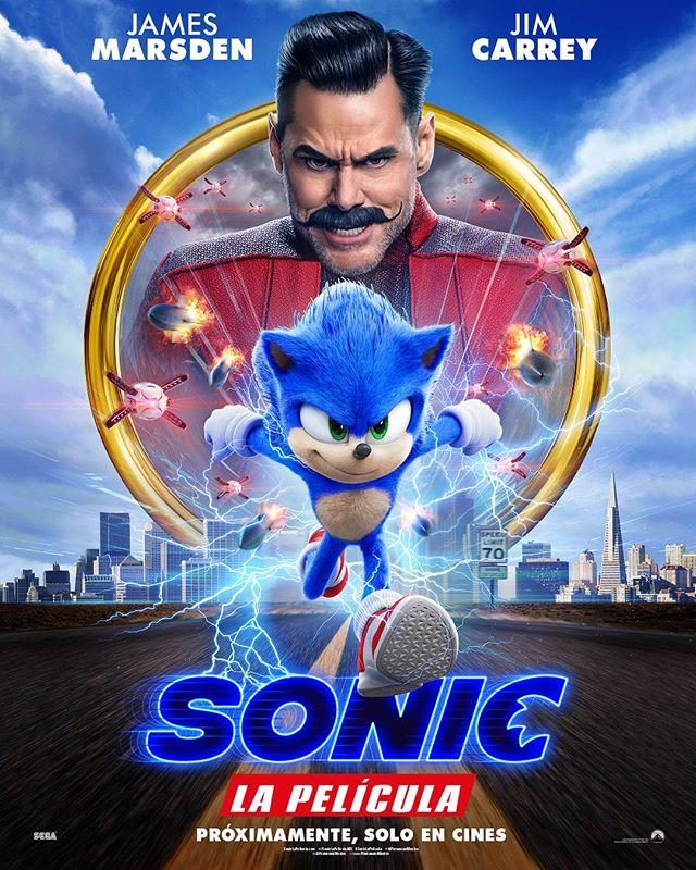 Photo of ¡Disponible' nuevo trailer de 'Sonic, la película'