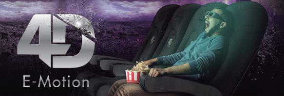 Photo of Cinemark inaugurará este 12 de diciembre la primera sala de cine 4D en Panamá y Centroamérica