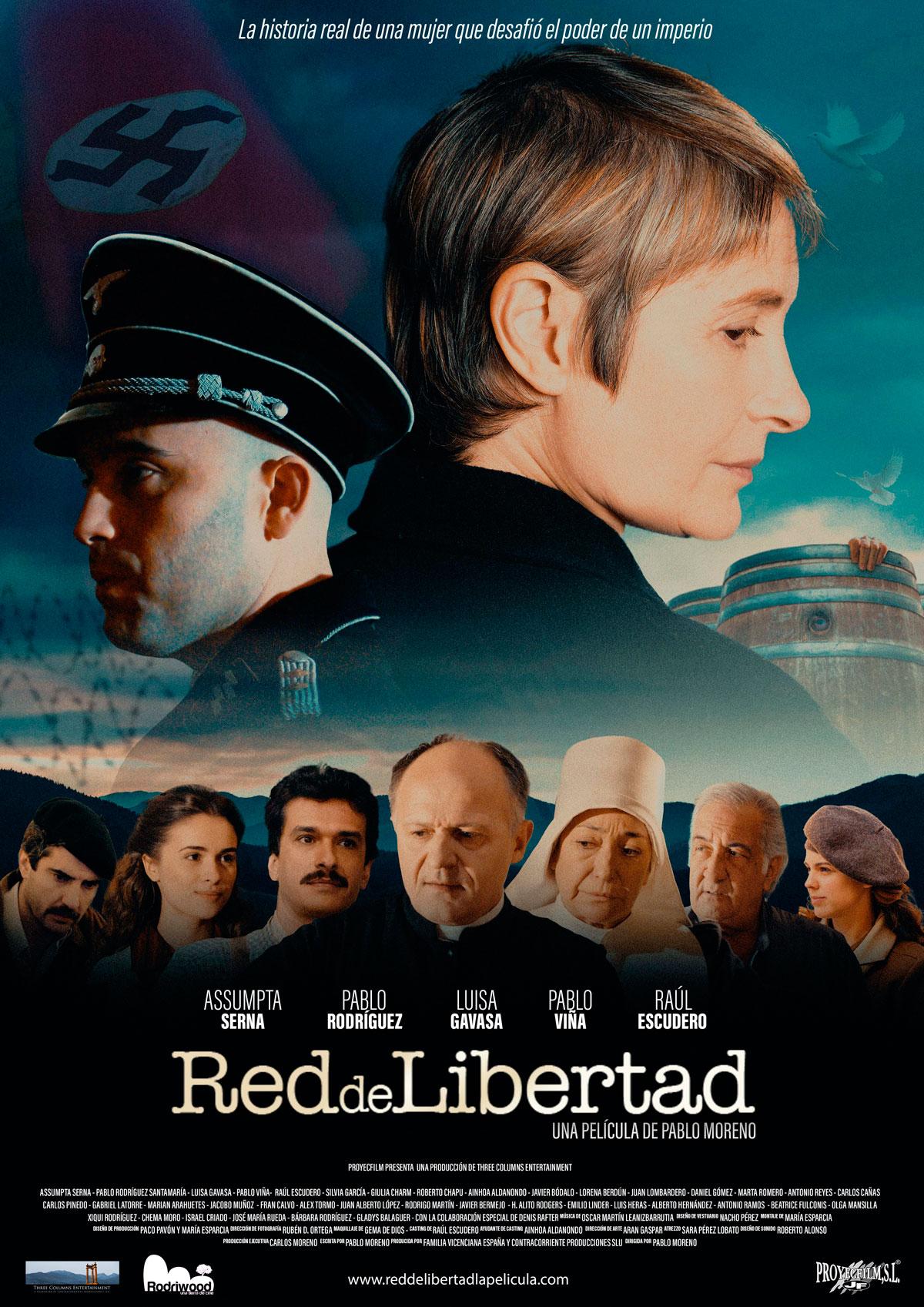 Photo of Estreno de la película «Red de Libertad»