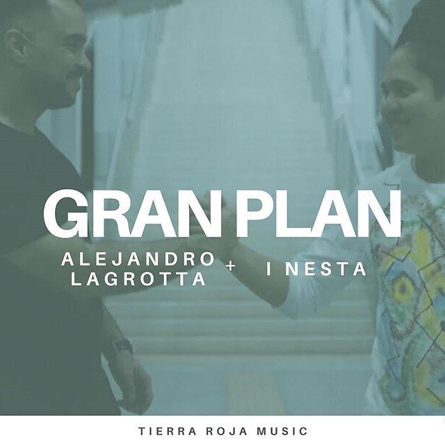 Photo of Alejandro Lagrotta junto a I Nesta lanza el vídeo oficial de «Gran Plan»