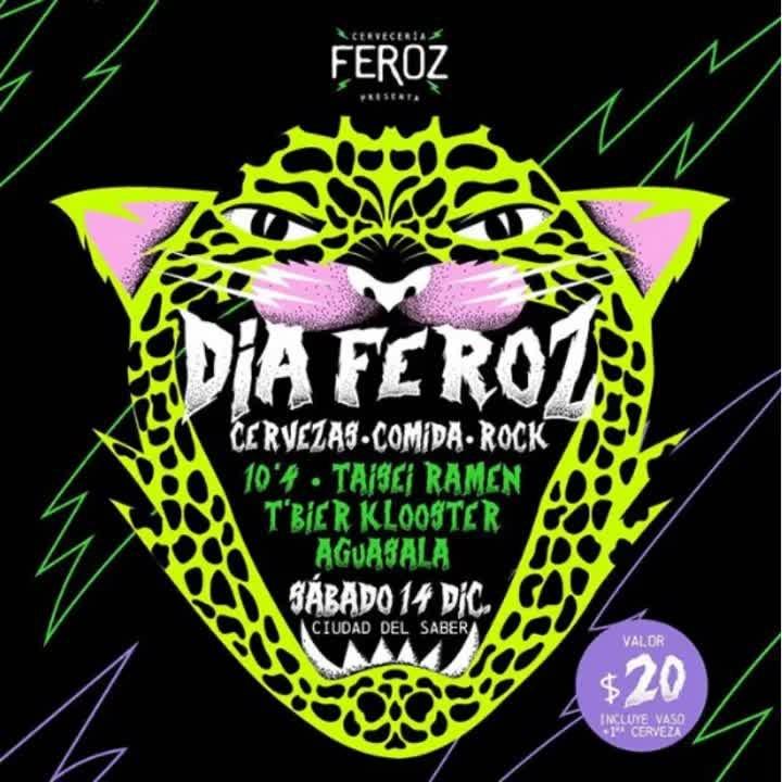 Photo of Cerveceria Feroz presenta «Día Feroz» en Ciudad del Saber