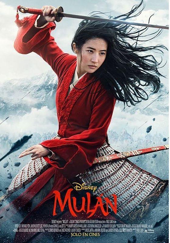 Photo of Disney estrena nuevo trailer y póster de Mulán
