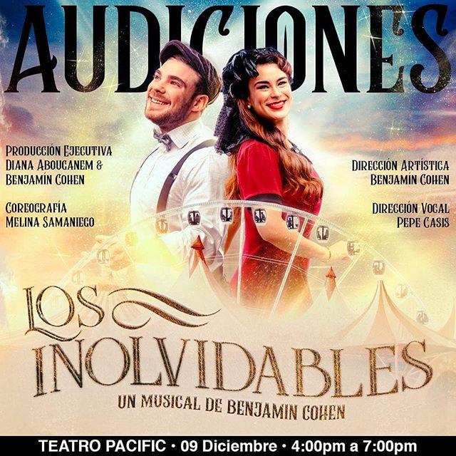 Photo of Audiciones para el gran musical 'Los Inolvidables'